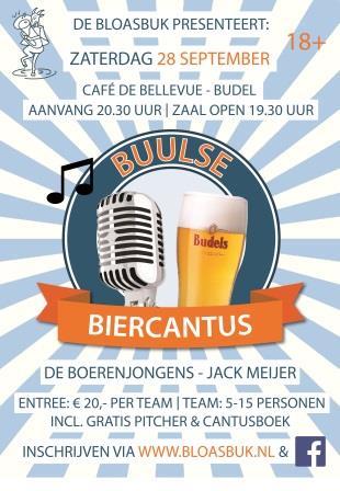 Poster Biercantus 2019